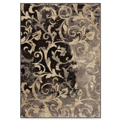 Orian Rugs Heritage Distressed Scroll Woven 7 10 X 10 10 Area Rug
