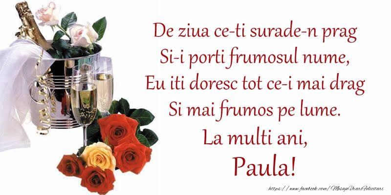 Felicitari de Sfintii Petru si Pavel - Poezie de ziua numelui: De ...