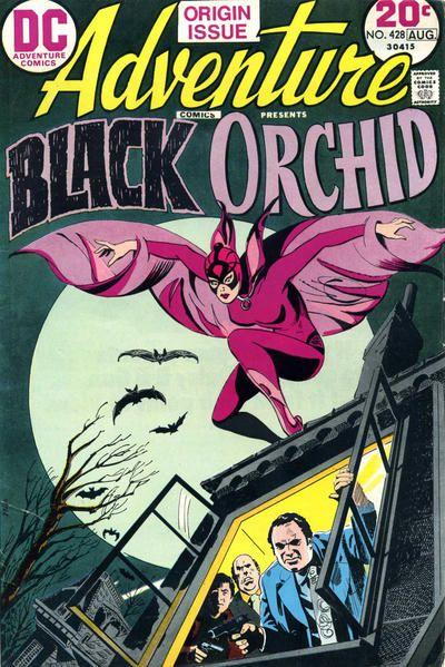 Adventure Comics (#428) - cover by Bob Oksner