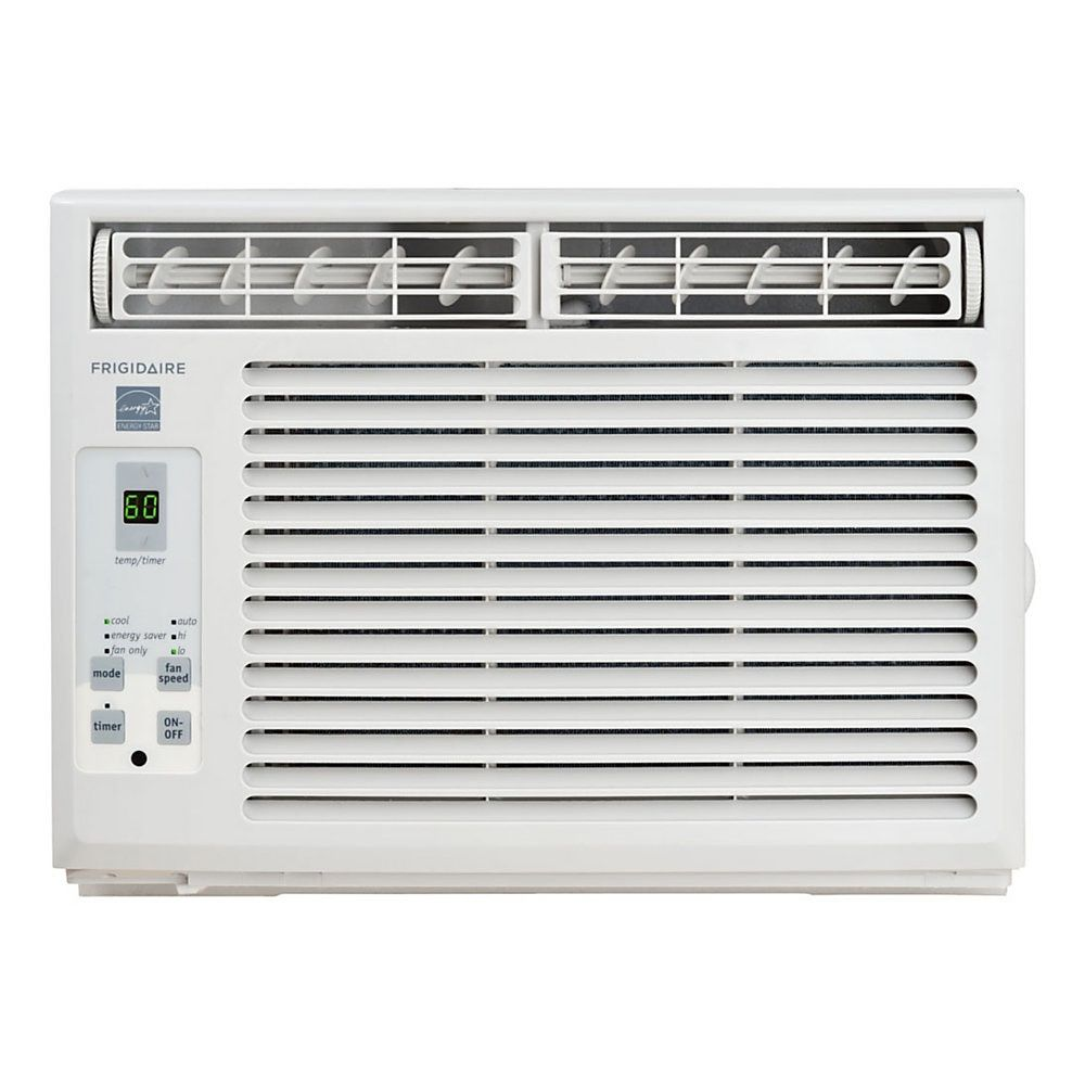 Frigidaire Ffre0533s1 Window Air Conditioner Cooler 1465 36 W Cooling Capacity 165 Sq Ft Coverage Yes Yes White Item 981588 With Images Window Air Conditioner Room Air Conditioner Compact Air Conditioner
