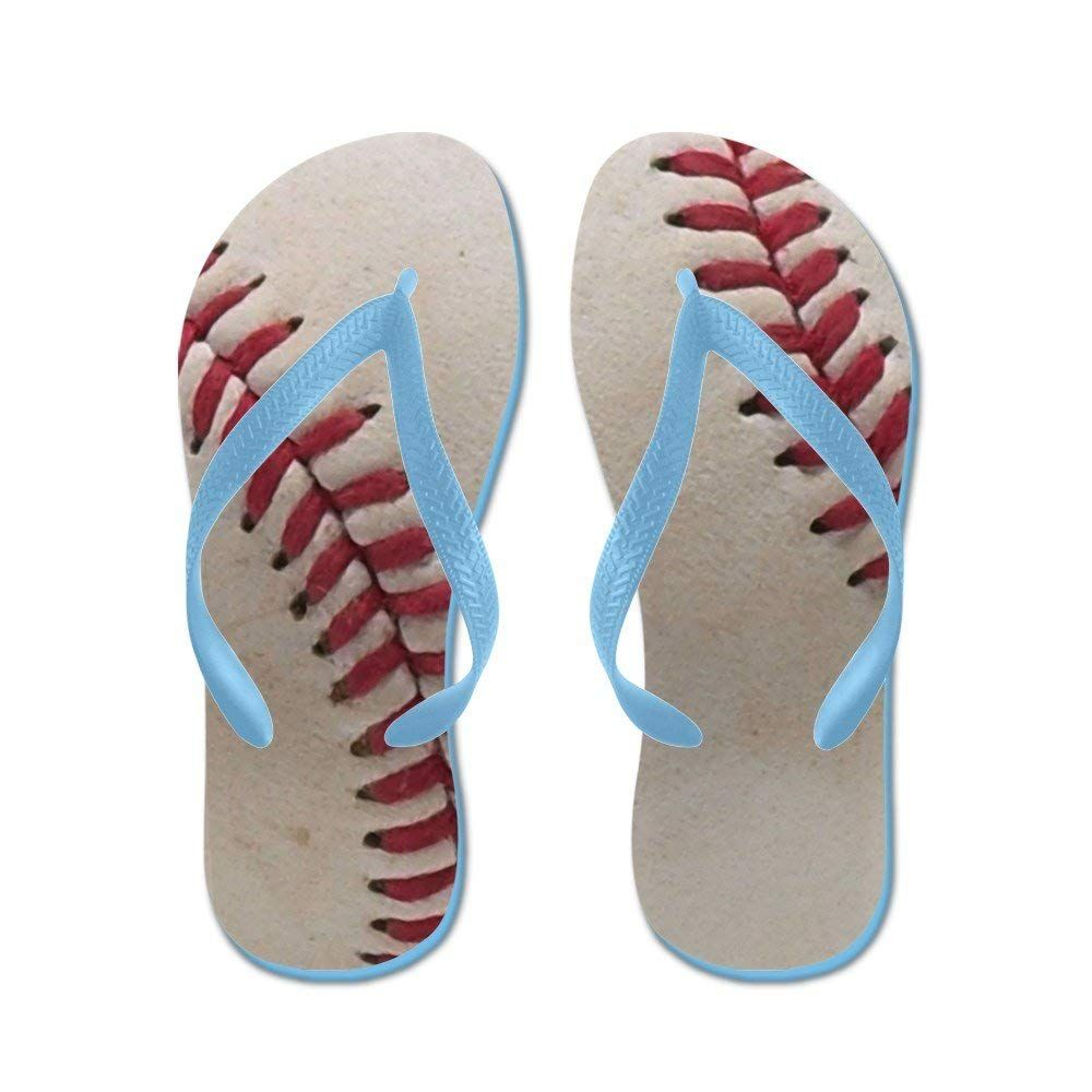 2bbd443d4 CafePress Baseball - Flip Flops