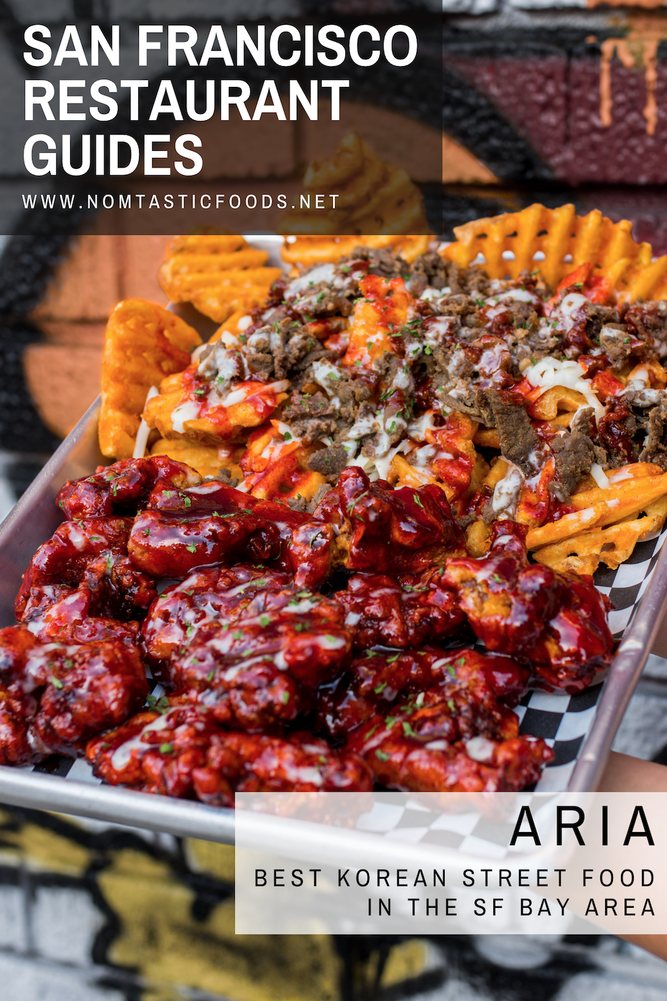 Aria is the best Korean street food spot in the San Francisco Bay