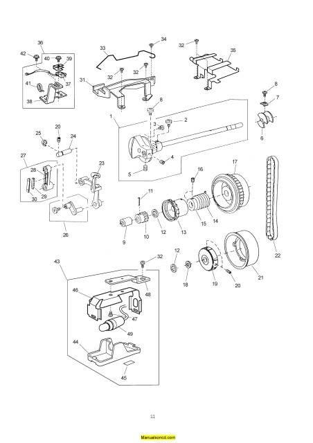 Janome 10000 Memory Craft Sewing Machine Service-Parts