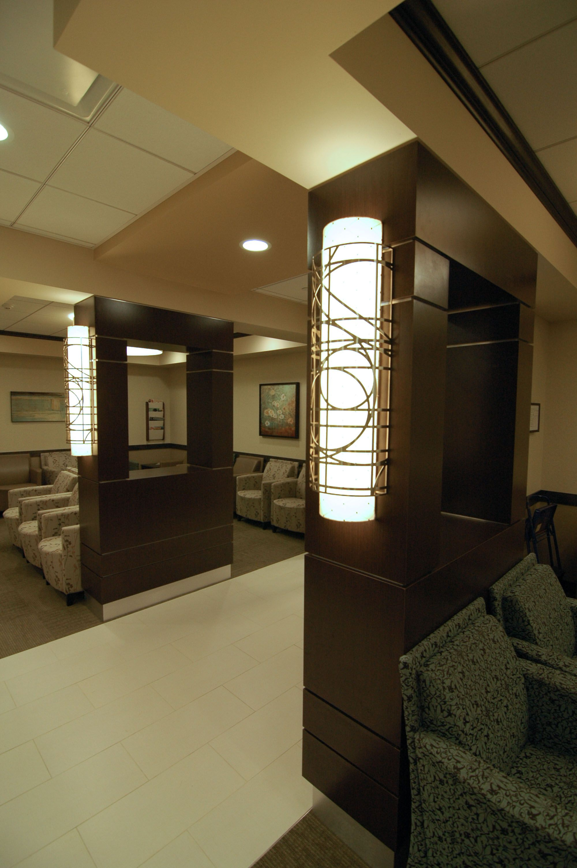 Room Lighting Design Software: Interior Medical Suite Built By Damianos Realty Group