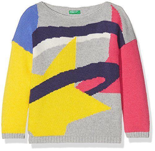 Shirt L//S UNITED COLORS OF BENETTON T Fille