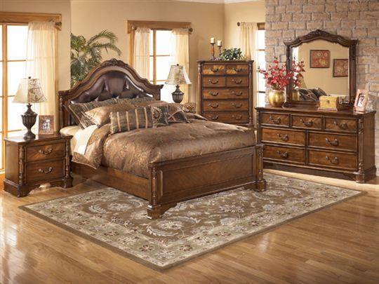 König Schlafzimmer Sets Ashley Möbel #Schlafzimmer Schlafzimmer