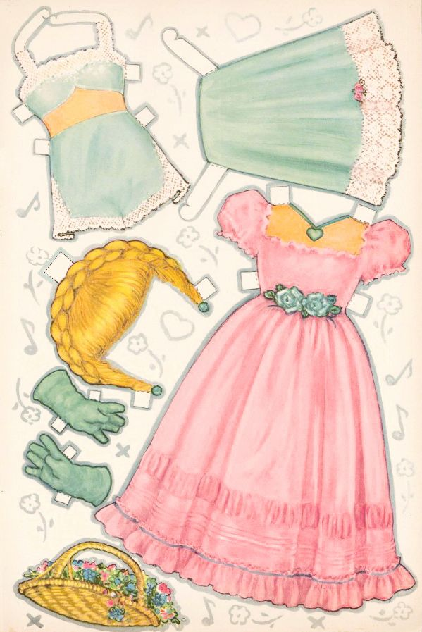 Sally by Queen Holden, 1950 - papercat - Picasa Web Albums