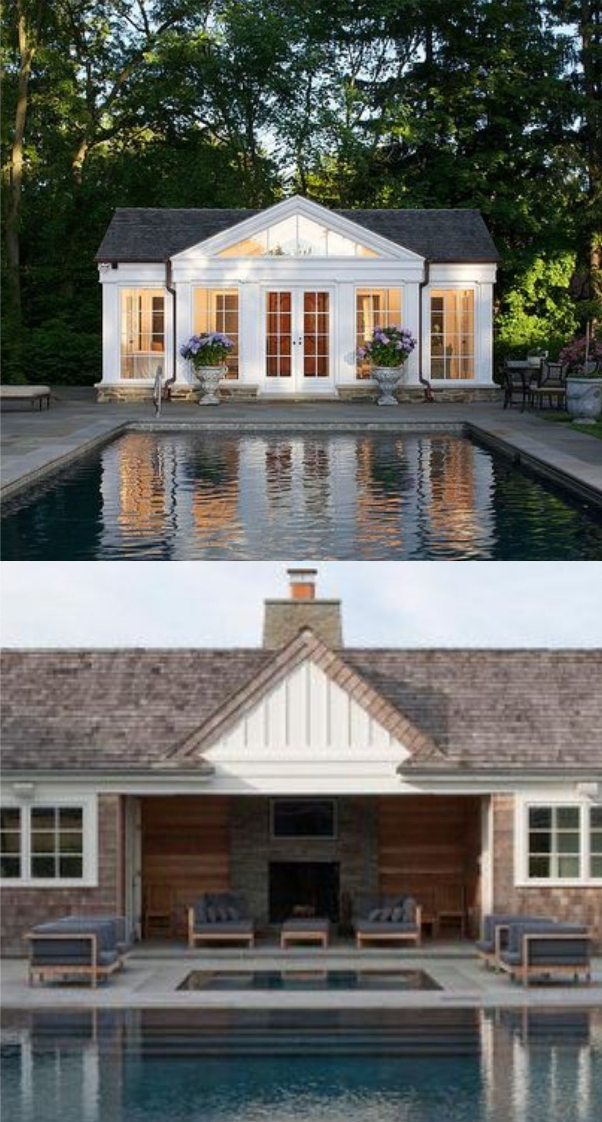 61 Easy Pool House Decorating Ideas Pool House Designs Pool