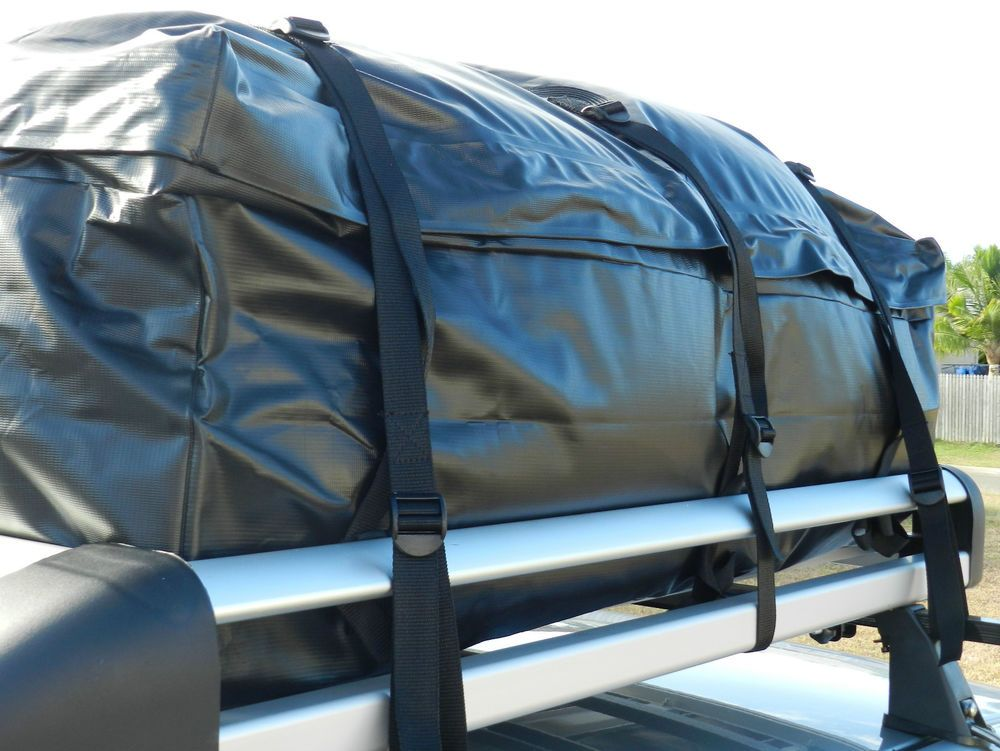 Car 4WD 140x100x40cm Cargo Luggage Roof Rack Carrier Bag