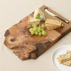 Vintage BreadCheese Board From England