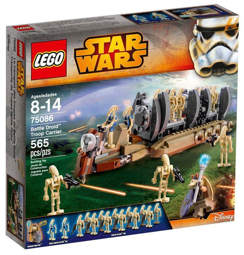 Lego Star Wars Mini Set Lot Clone Wars Seperatist Droid Fighter Tank Transport