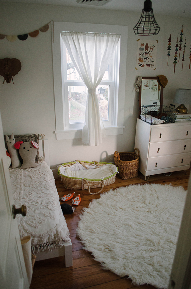 Sisters' Room Makeover With The Land Of Nod