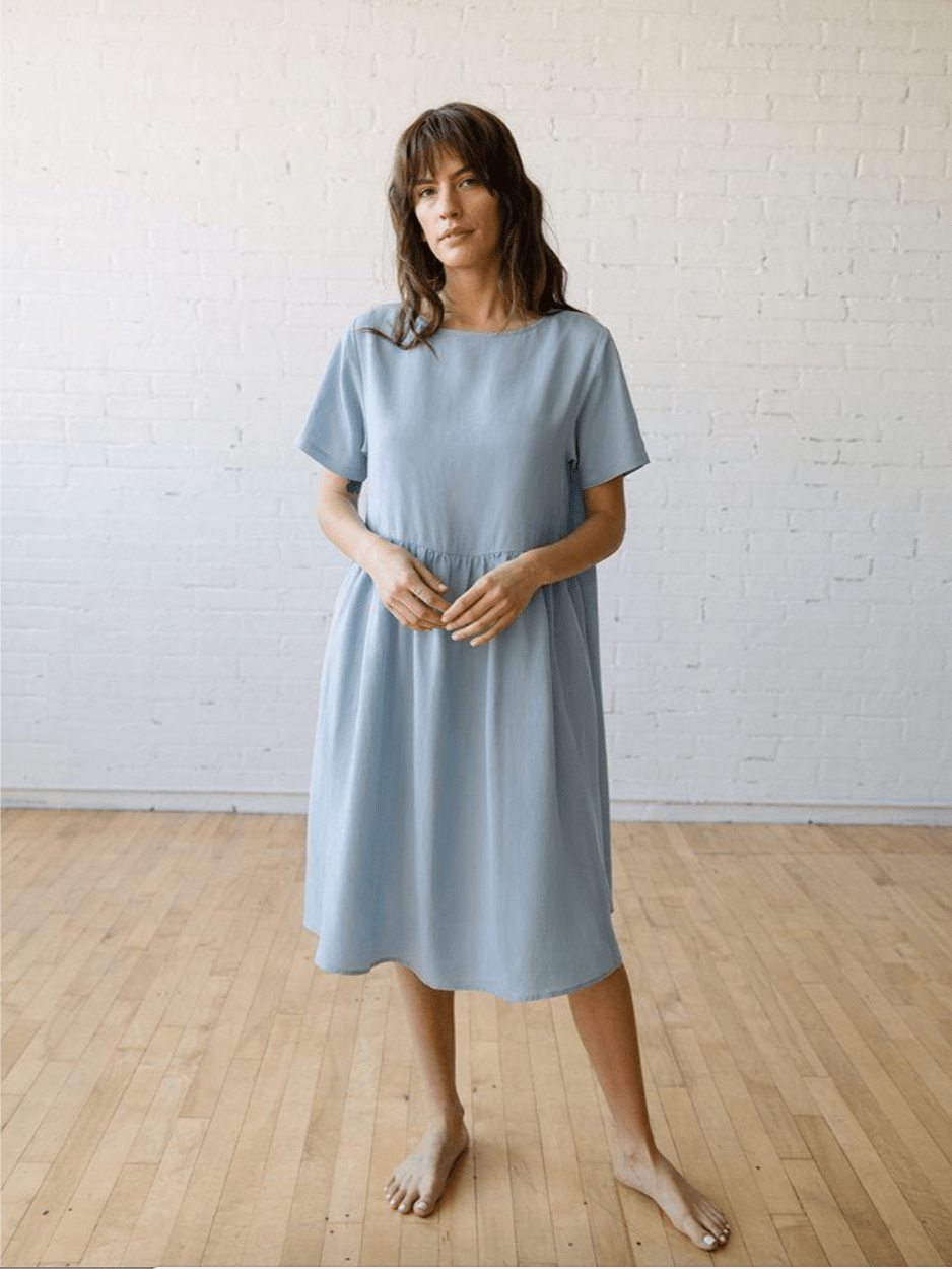 Casual House Dresses For A Socially Distant Summer Style Linen Dress Revolve Dresses Dresses [ 1250 x 938 Pixel ]