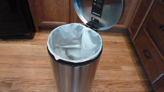 Simple Human Trash Bag Hack