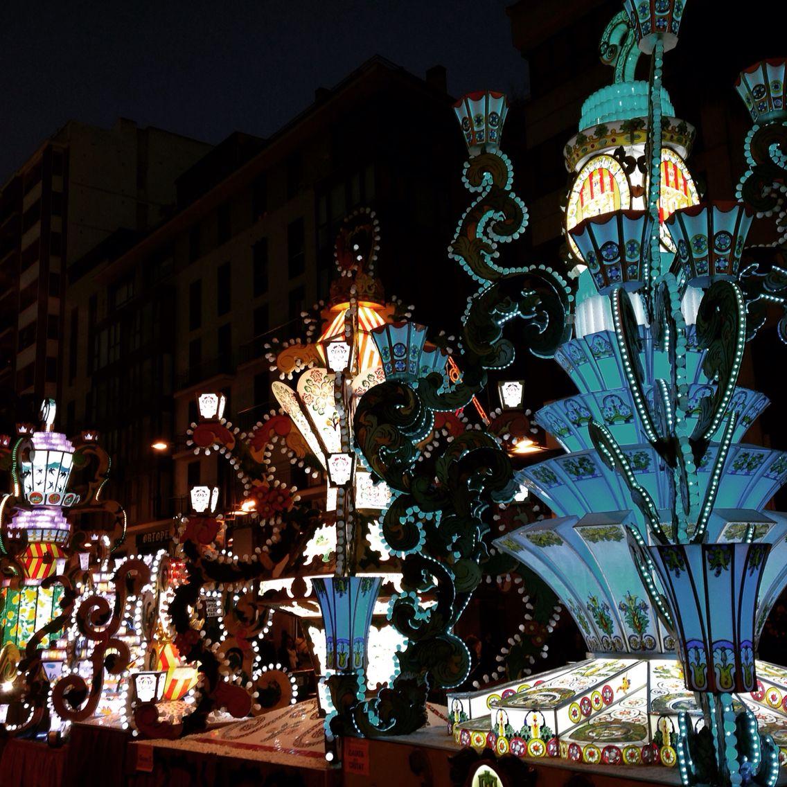 L'Encesa de les Gaiates 2015 #Castellon #FiestasMagdalena