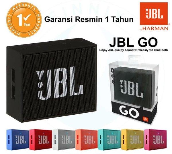 Jual Jbl Go Portable Mini Bluetooth Speaker Original Garansi Resmi 1 Tahun Biru Di Lapak Gadget 87 Musyaffafaatih Bluetooth Speaker Biru