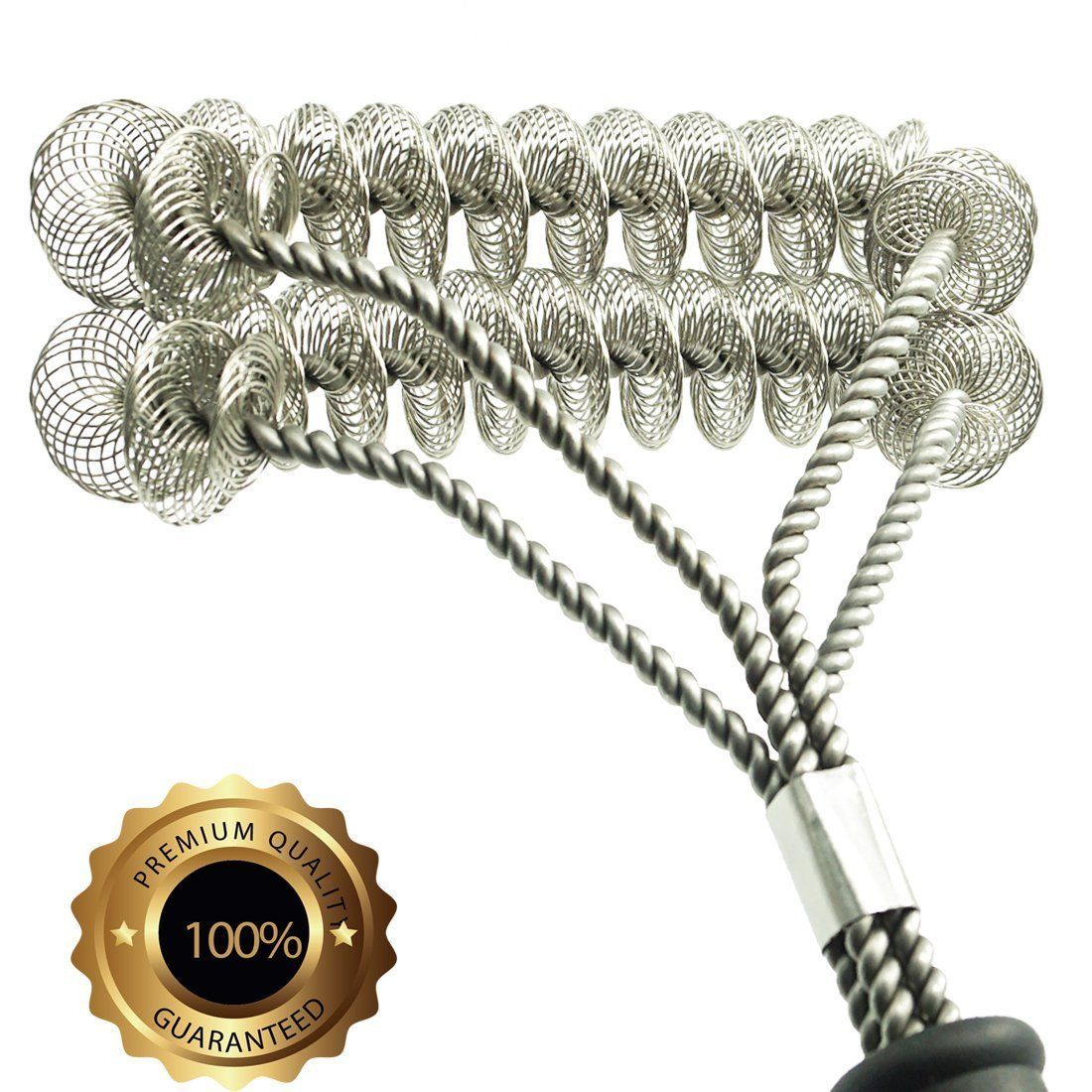 6. Top 10 Best Grill Cleaning Spray and Grill Brush