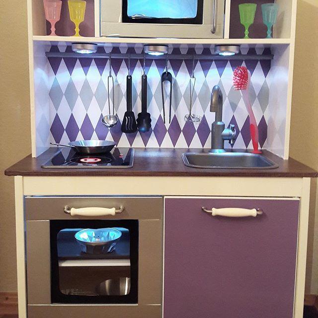 Basteln mit Nudeln - Pasta für Küche und Kaufladen inkl Druckvorlage! - kleine küchenzeile ikea