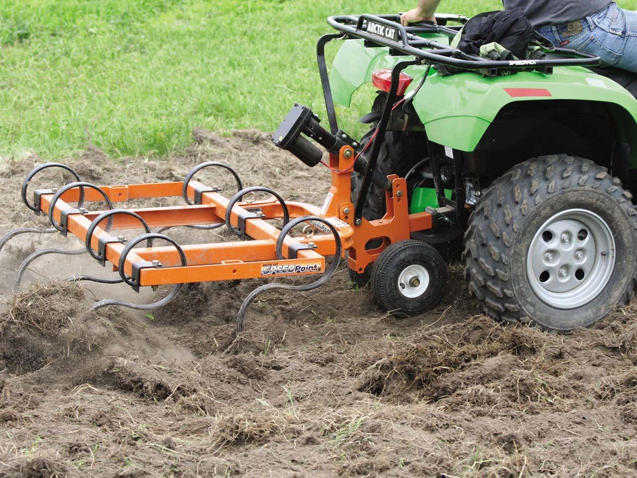 Beautiful garden plow for atv atv implements beautiful