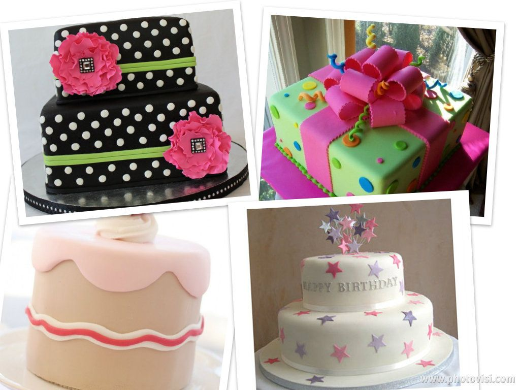 Fun Cakes For Adults Birthday Cake Ideas For Female