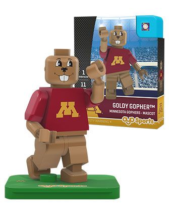 Goldy Gopher Mascot | College Football | University of Minnesota™