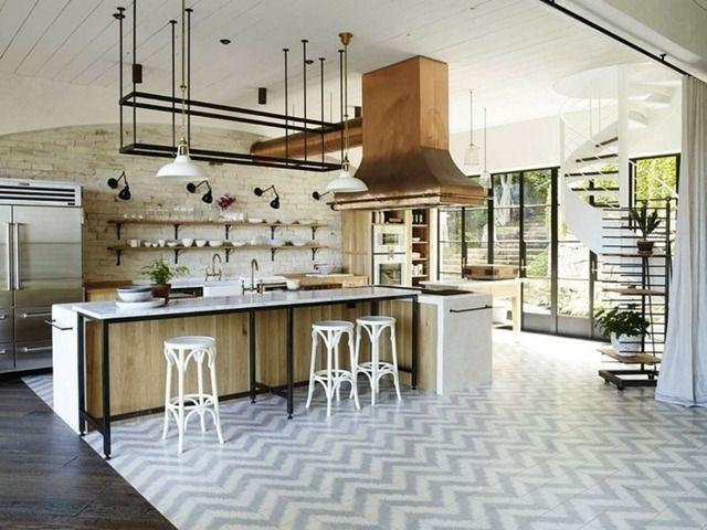 99 idées de cuisine moderne où le bois est à la mode | Carpentry ...