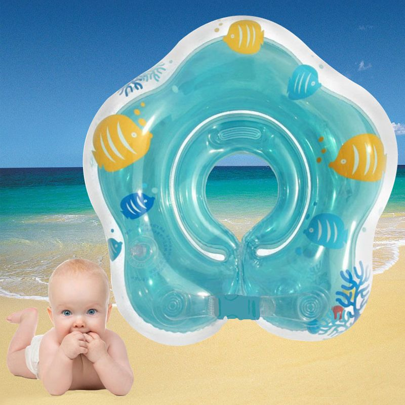 Swimming Pool & Accessories baby Gear swimming swim neck ring baby ...