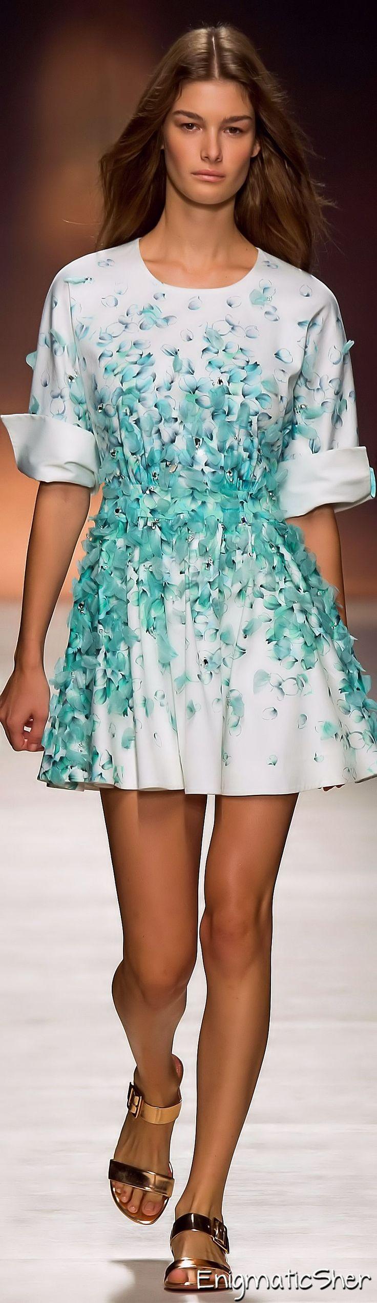 Blumarine Spring 2015 ReadytoWear Fashion Show