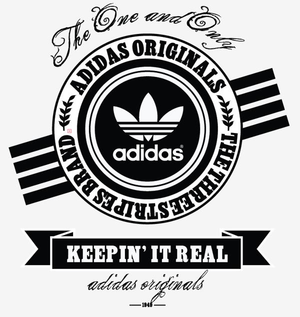 adidas graphic