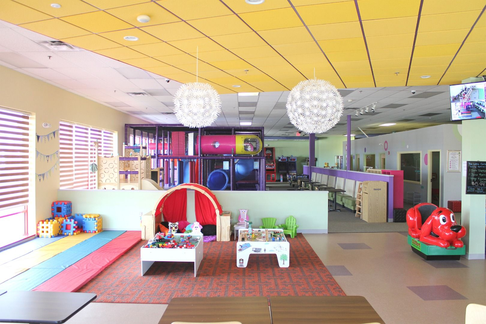 The Little Pod Kids Birthday Party Places, Family Fun