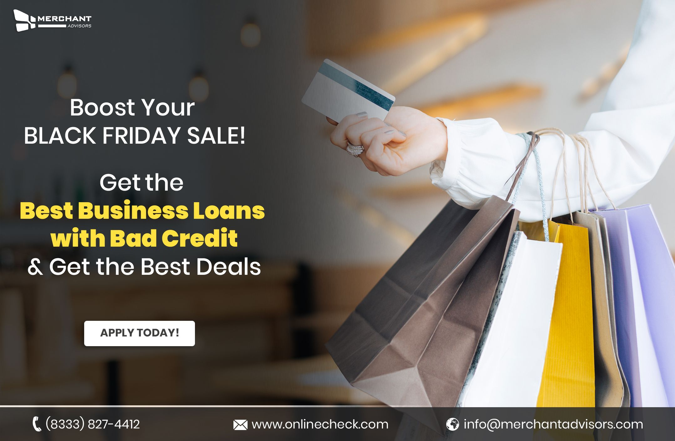 7 Best Black Friday Sales Strategies For Retail Businesses Business Loans Bad Credit Finance Investing