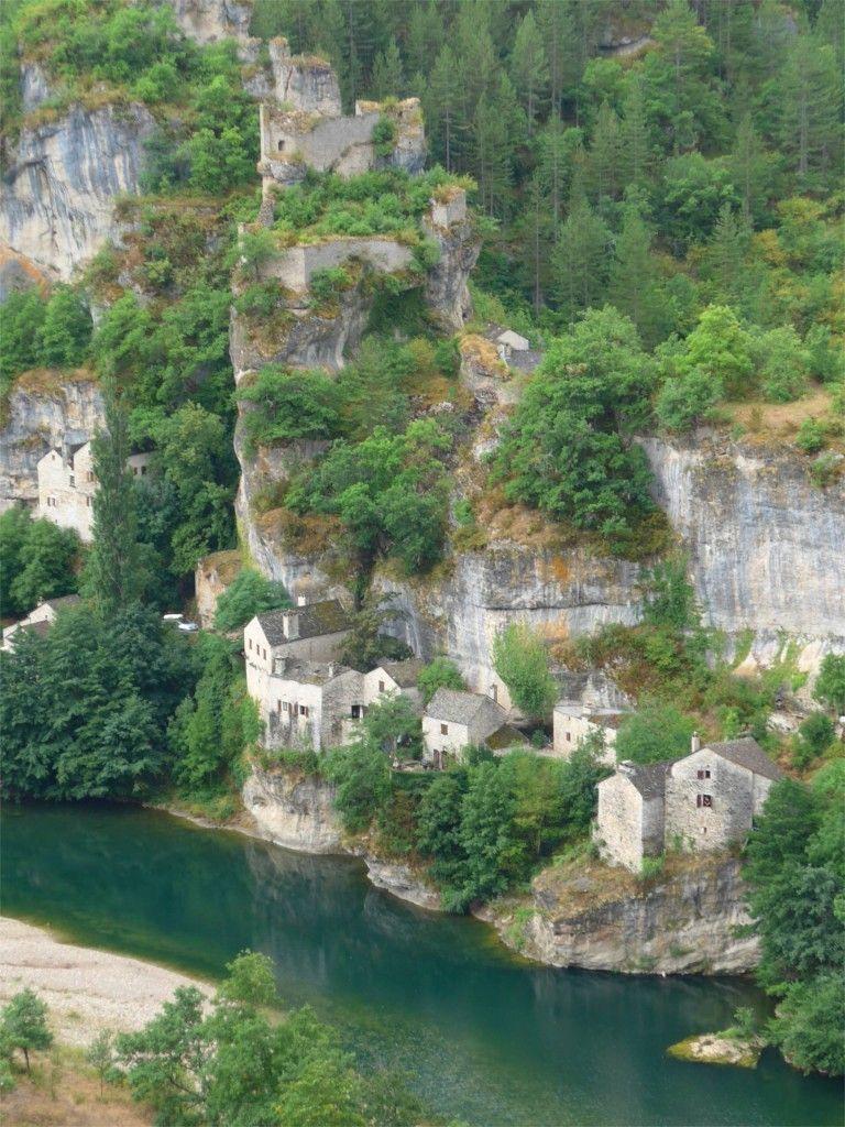 Uzes Rocamadour Gorges Du Tarn In 2020 Rocamadour France Languedoc France Rocamadour