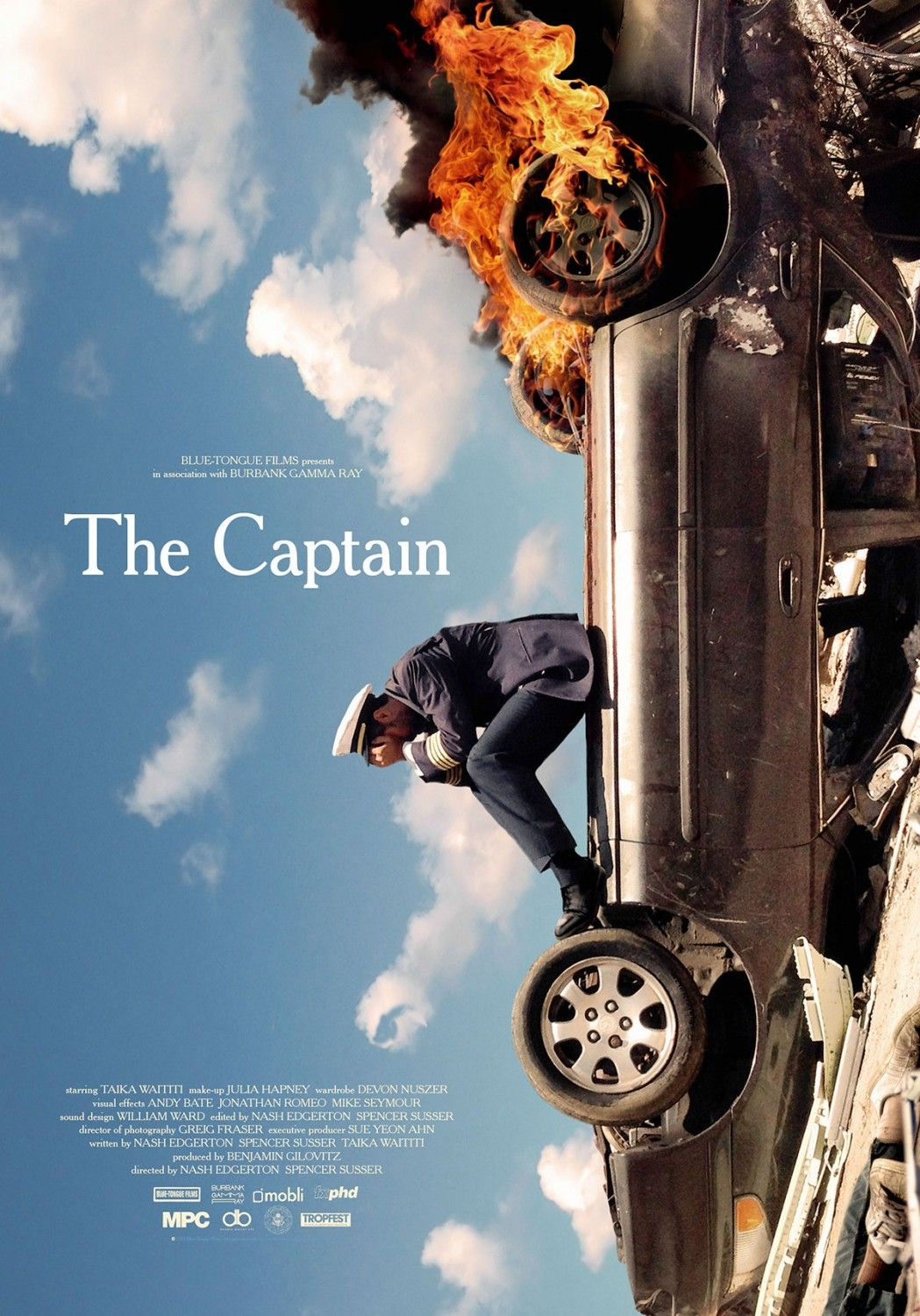 The Captain Jeremy Saunders With Images Indie Movie Posters Best Movie Posters Film Posters Cinema
