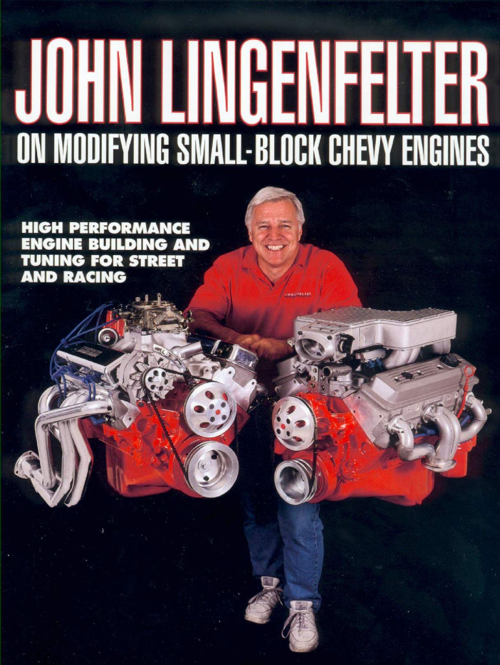Modyfying Small Block Chevy Engines