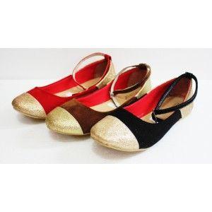 Jual flat shoes blink tali Harga murah Rp. 30rb AyeshaShop.Com
