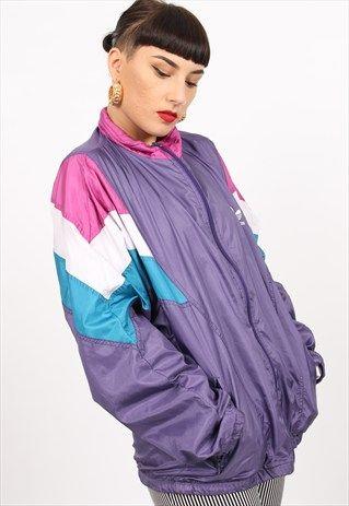 49275f0c7 VINTAGE ADIDAS FESTIVAL JACKET Vintage Adidas, Rain Jacket, Jackets For  Women, Windbreaker,