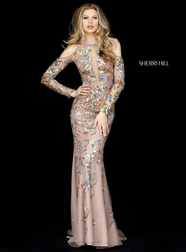 Style 51486 | Fall 2017 Collection | Pinterest | Prom, Gowns and ...