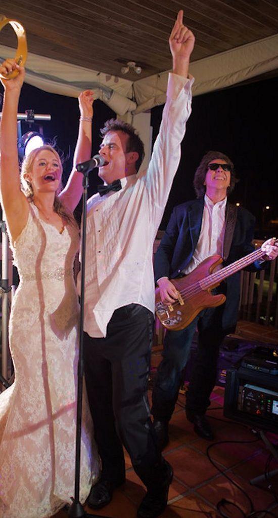 Wedding Reception At Corpus Christi Yacht Club 2015 Gunpowder Soup