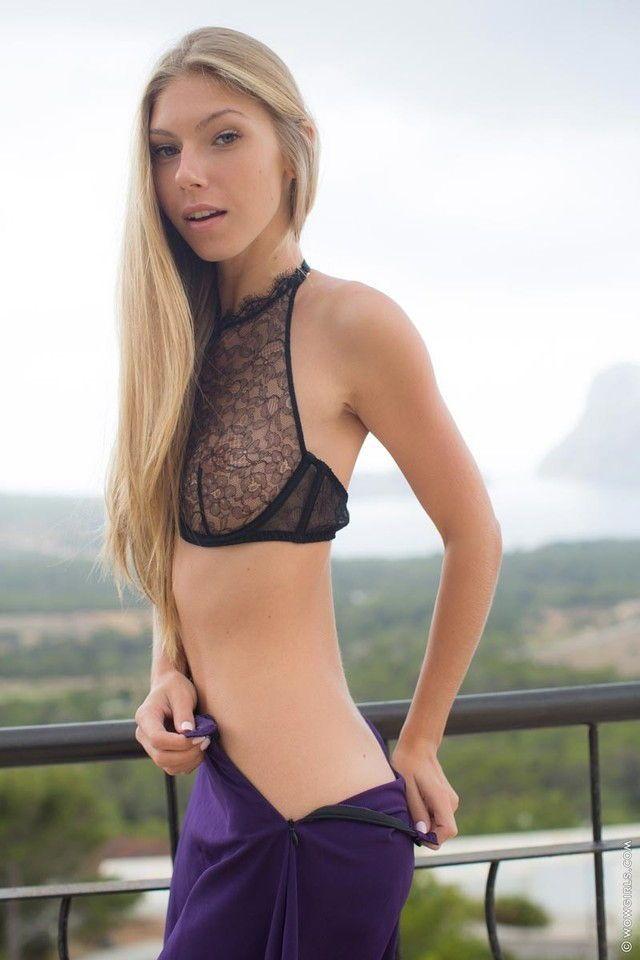 Blonde Beauty Krystal Image Beautiful Sexy Porn Fitness Fashion