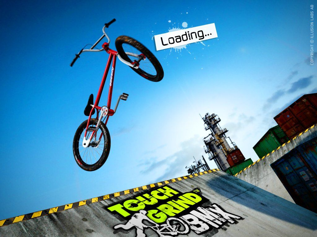 touchgrind bmx ios