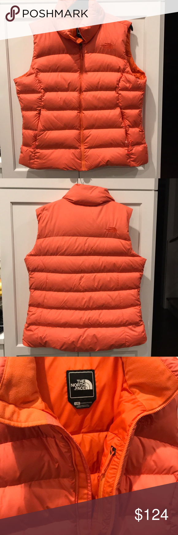 4fd6ec78f464 The North Face Womens Nuptse Vest Gilet Goose Down NEW without tag PRICED  FAIR   FIRM🙏🏻❤ Poshmark takes 20%! The North Face Womens Nuptse Vest  Gilet ...