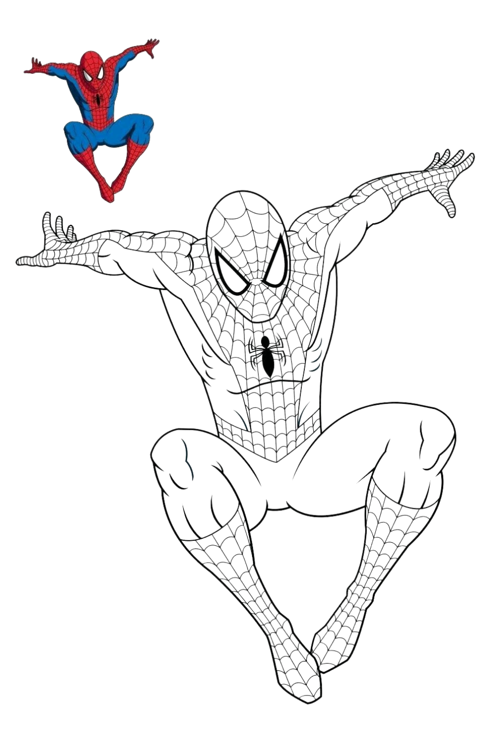 Marvel Spider Man Coloring Book Girls Great Coloring Books For Kids Ages 4 10 And Any Fan Of Spider In 2021 Avengers Coloring Pages Spiderman Coloring Coloring Books