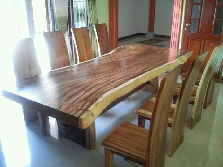 Contact Whatsapp 62 856 4072 2711 Catalog Produk Bukalapak Nz Furniture Jepara Tokopedia Jepara Punya Fu Kursi Makan Meja Makan Desain Interior Modern #solid #wood #living #room #furniture