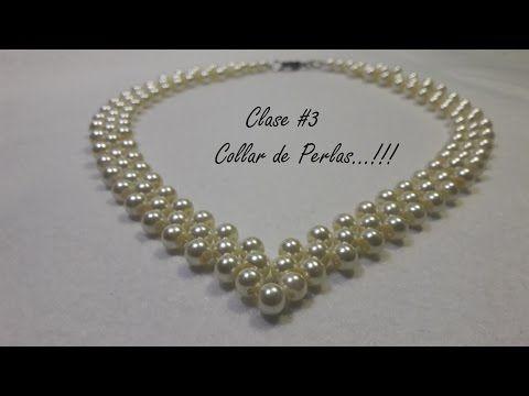 Tutoriel Comment Faire De Perles De Mariage Choker Bracelet De