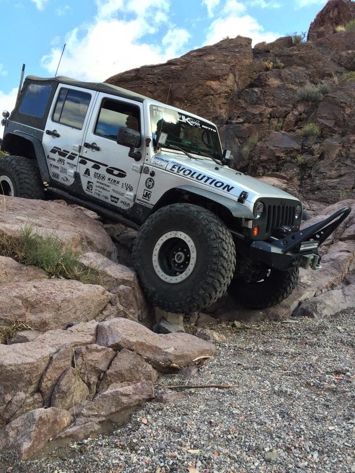 Jeep Information And Evolution Offroaders Com >> Jeep Rubicon Jk Jku Offroad Evolution Jeeps Jeep Truck Jeep