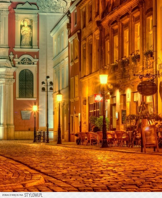 Poznan Poland Poznan Central Europe