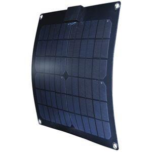 Nature Power Semi Flexible 15w Monocrystalline Solar Panel Solar Energy Diy Monocrystalline Solar Panels Flexible Solar Panels