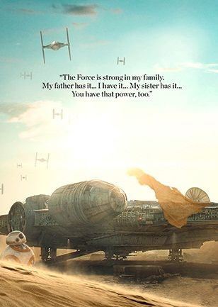 Galaxy Fantasy: Los jóvenes héroes de Star Wars:The force Awakens son protagonistas de la revista Empire