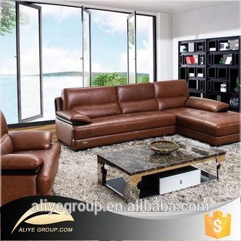 As91 Modern Home Furniture Of Cheers Leather Sofa Furniture