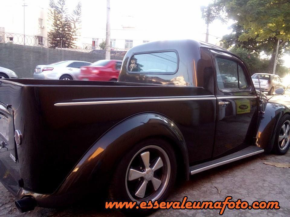 fusca pick up brasil - Pesquisa Google | Custom Vw trucks ...